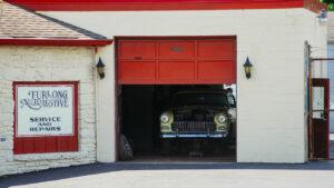 Garage Door Making Noise